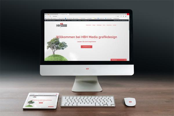 HBH Media grafikdesign