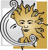 Sonne-Mond Logo Geigenbau Augsburg Mohrviolins