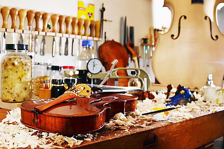 Geigenbau Augsburg München, Service und Leistungen
